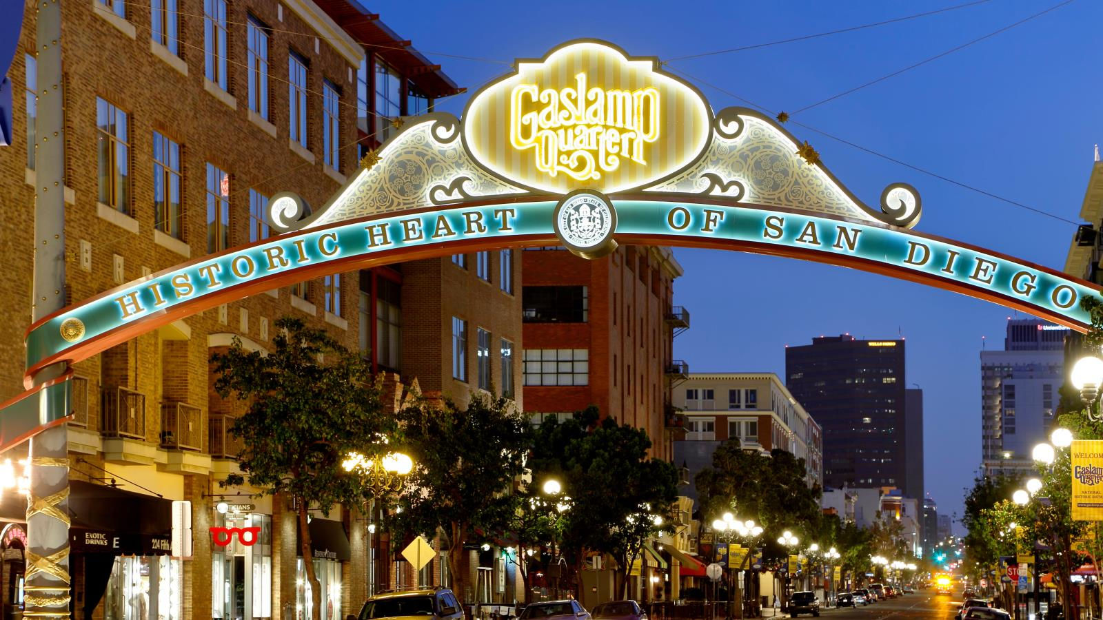 Gaslamp Quarter Hotel | Sheraton Mission Valley San Diego ...