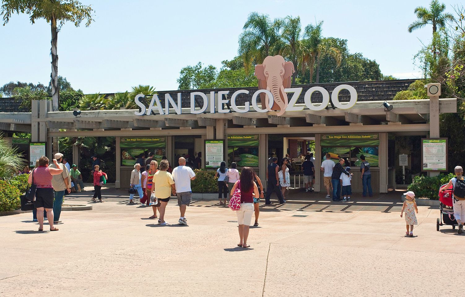 San Diego Zoo Hotel - Sheraton Mission Valley Hotel