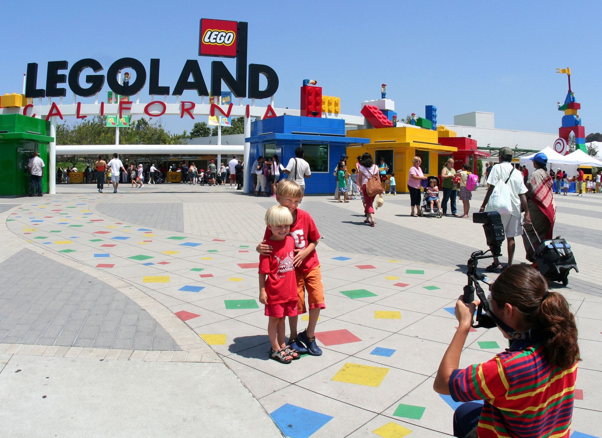 Legoland Hotel - Sheraton Mission Valley