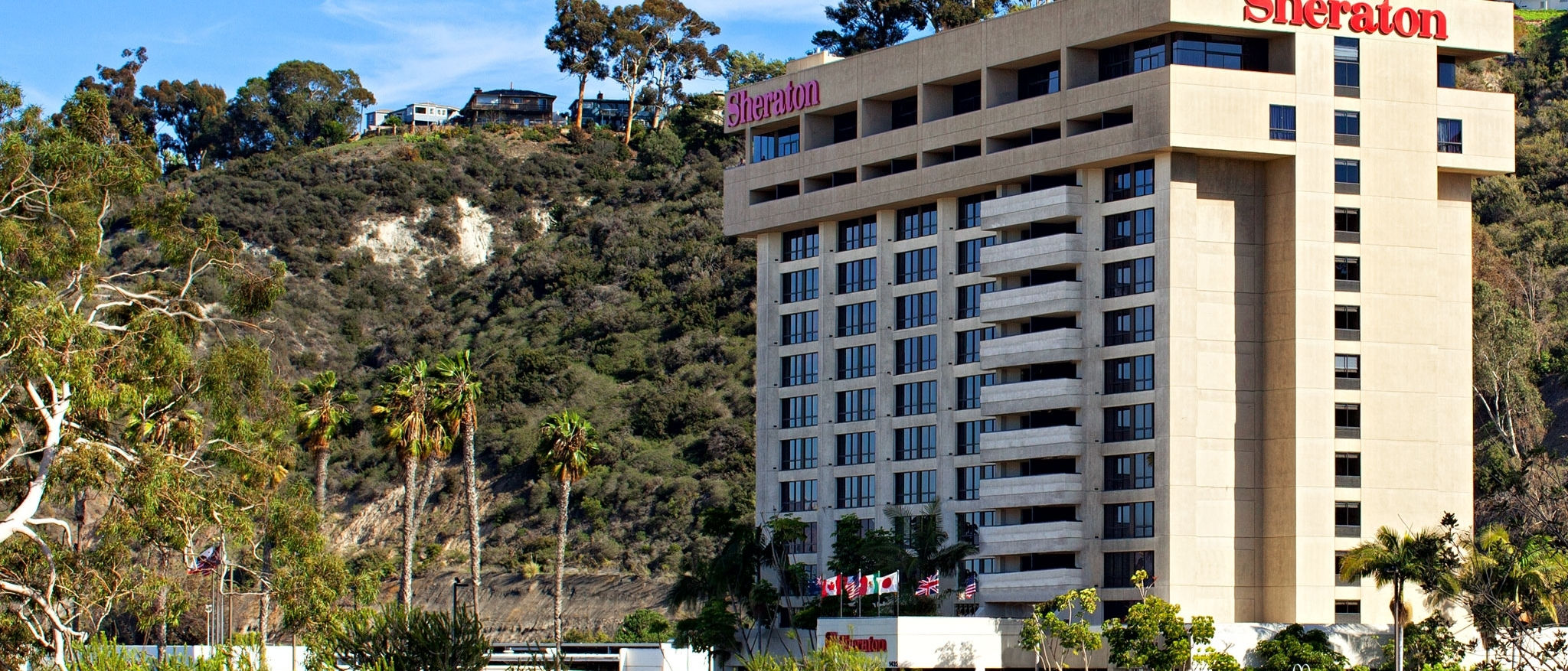 Pet Friendly hotel in San Diego, Sheraton Mission Valley